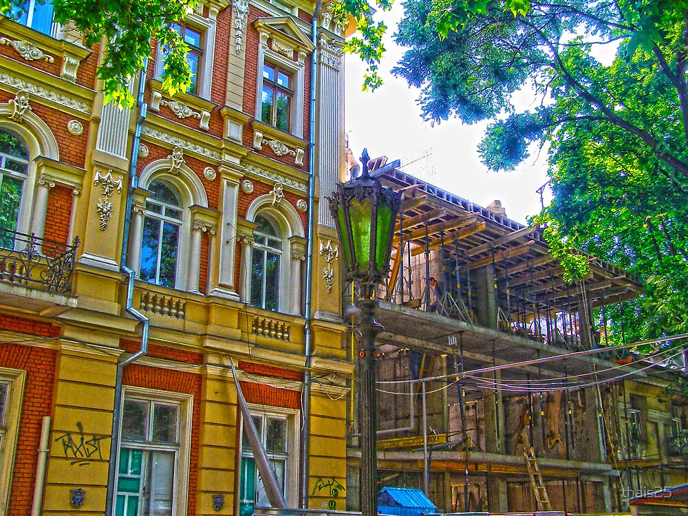 Architecture HDR by thais25