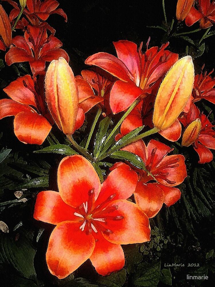 Flower of Eden... by linmarie
