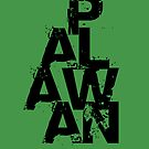 Palawan iPhone case by metronomad