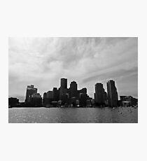 Boston Architecture  Photographic Print