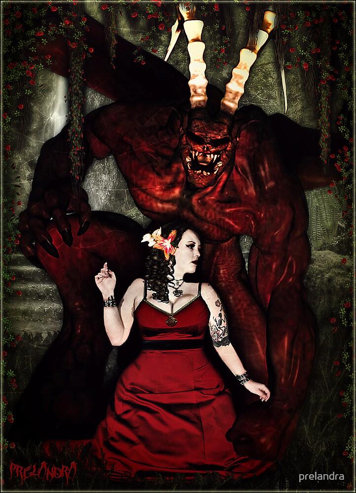 The Beast by prelandra