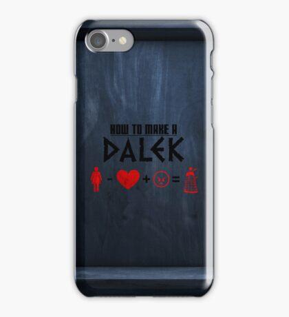How to Make a Dalek iPhone Case/Skin