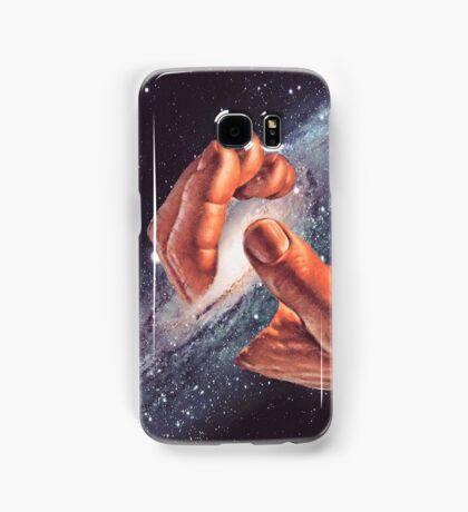 Holding On Samsung Galaxy Case/Skin
