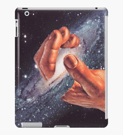 Holding On iPad Case/Skin