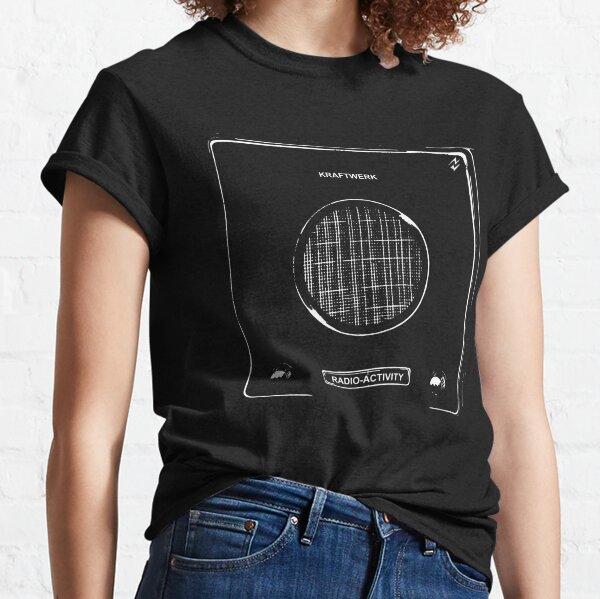 Kraftwerk Radio T-shirt classique