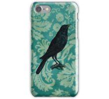 Hello Crow iPhone iPhone Case/Skin