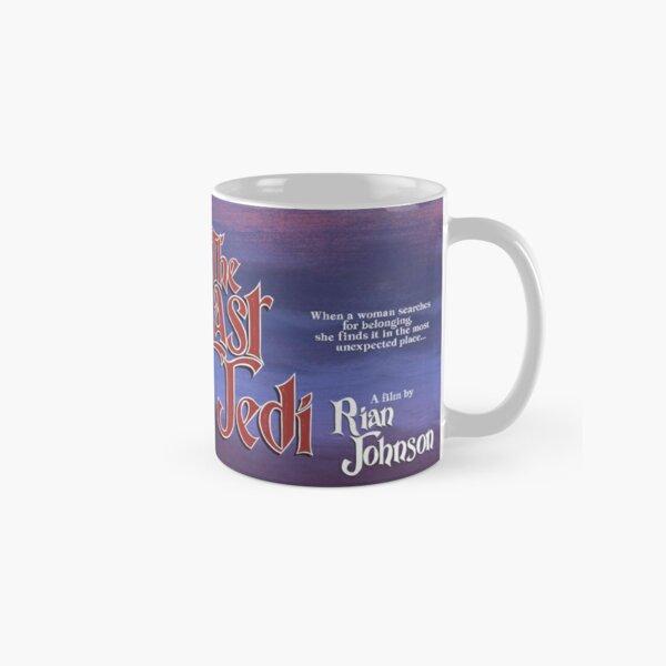sie findet es am unerwartetsten Ort ....  --------  Eine Hommage an die Illustration GOAT Robert McGinnis 'berühmte Liebesromane Tasse (Standard)