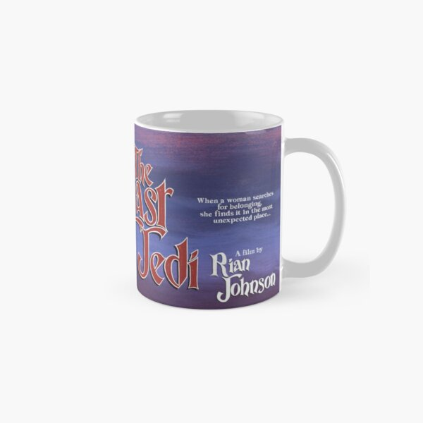 Reylo Romance Novel Cover Classic Mug