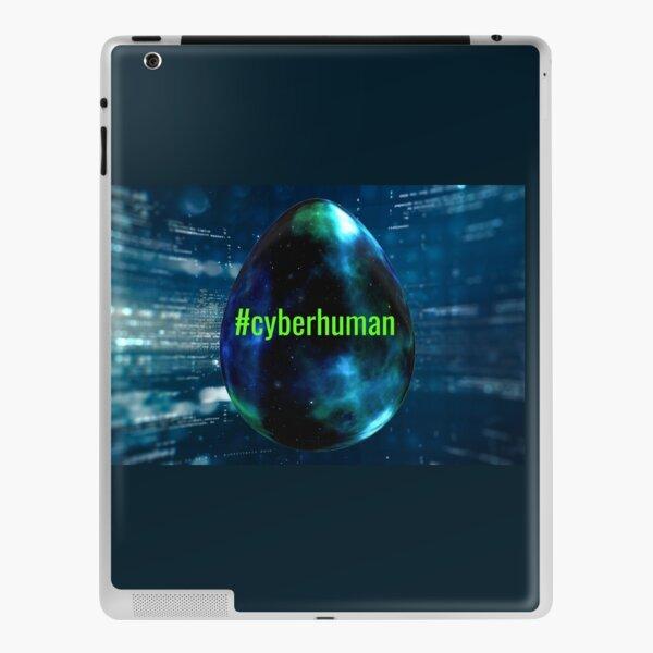 #cyberhuman iPad Skin