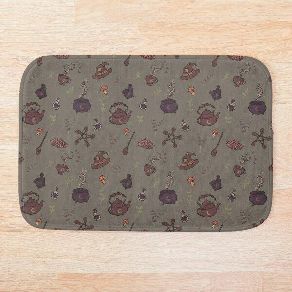 Kitchen Witch Bath Mat