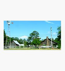 Pioneer Village Photographic Print