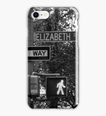 Elizabeth Street iPhone Case/Skin