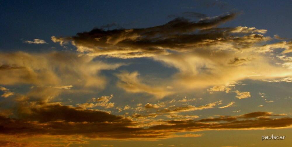 Yin Yang Clouds by paulscar
