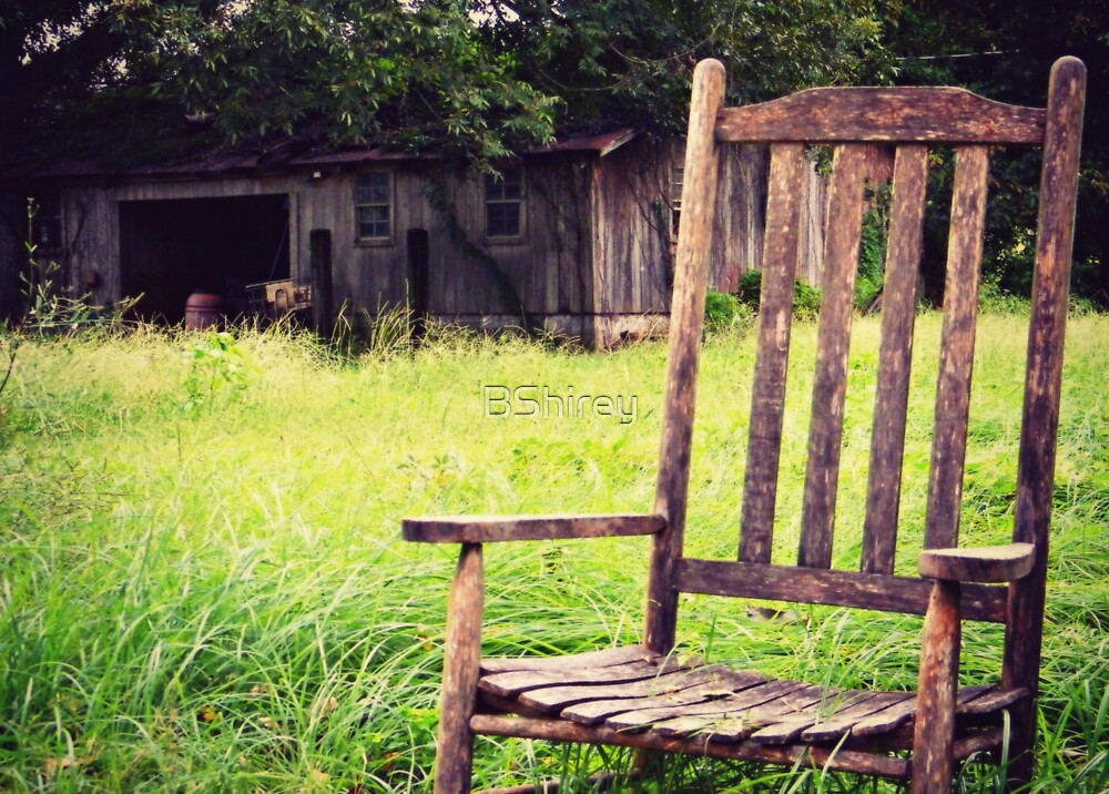 The Chair by BShirey