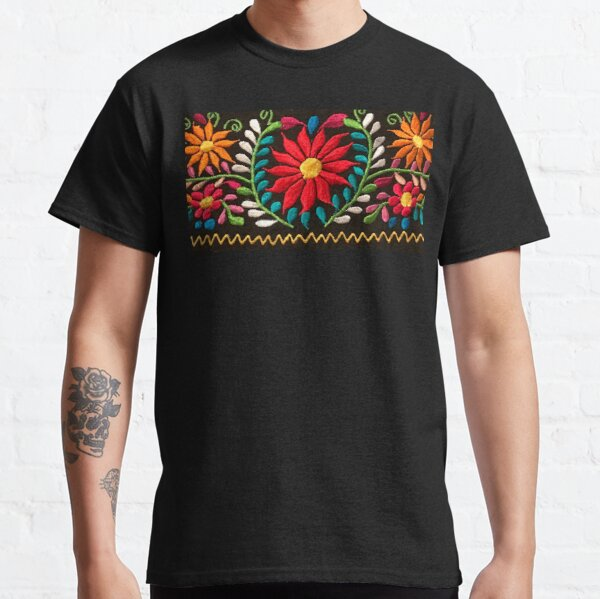 Spanish Flowers Classic T-Shirt