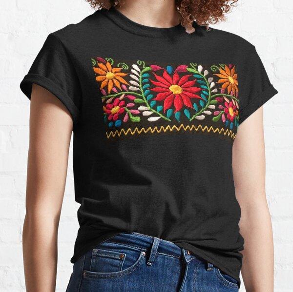 Spanish Flowers Classic T-Shirt