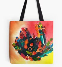 Always Color Outside the Lines Tote Bag