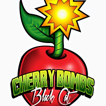 Black Cat Cherry Bombs by That-Black-Cat