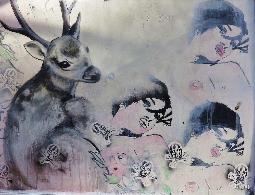 Swingin' Safari Fresco by Digby