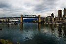Burrard Bridge by Yukondick