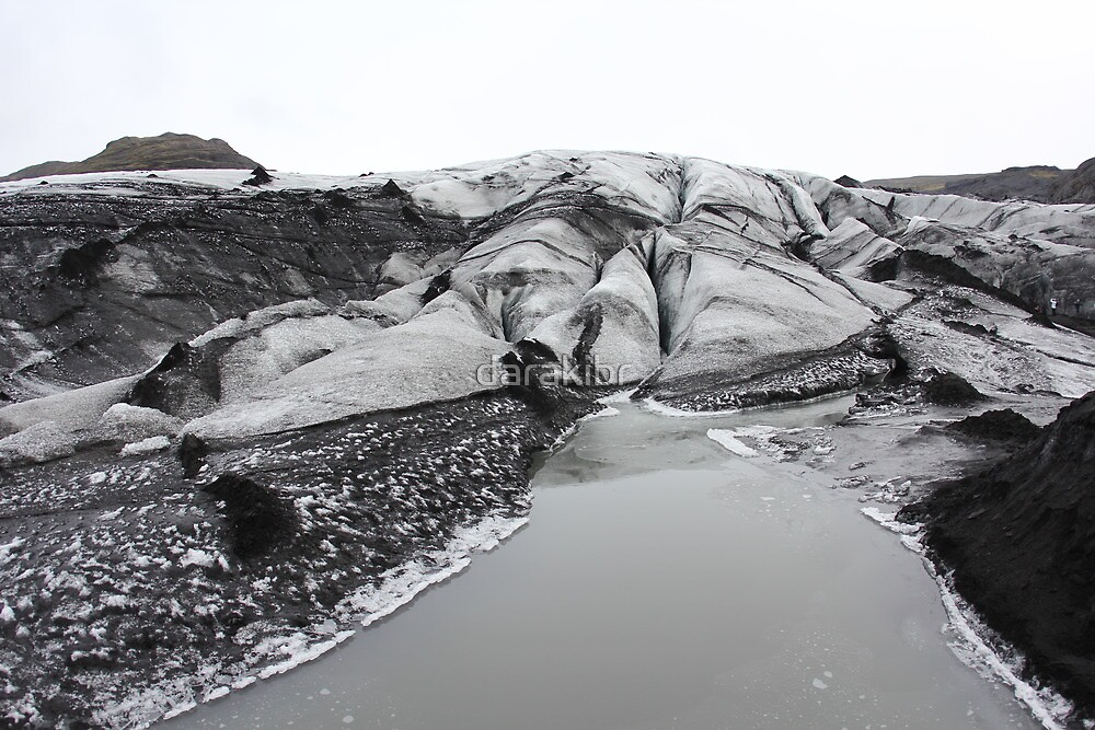 Mýrdalsjökull by darakibr