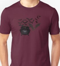 A Cauldron of Bats Unisex T-Shirt