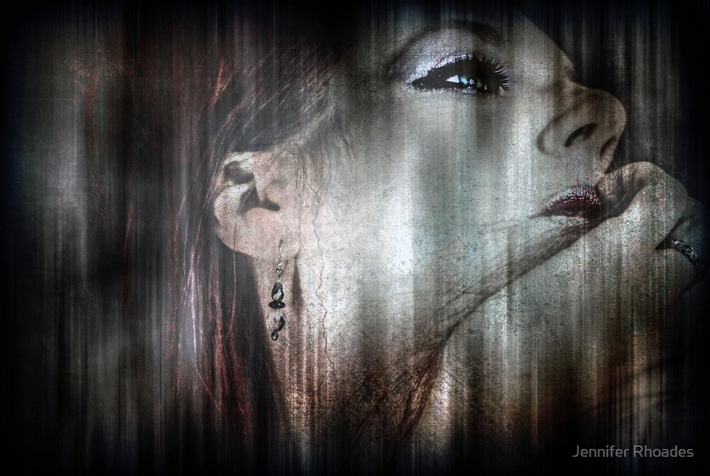Hard Rain by Jennifer Rhoades