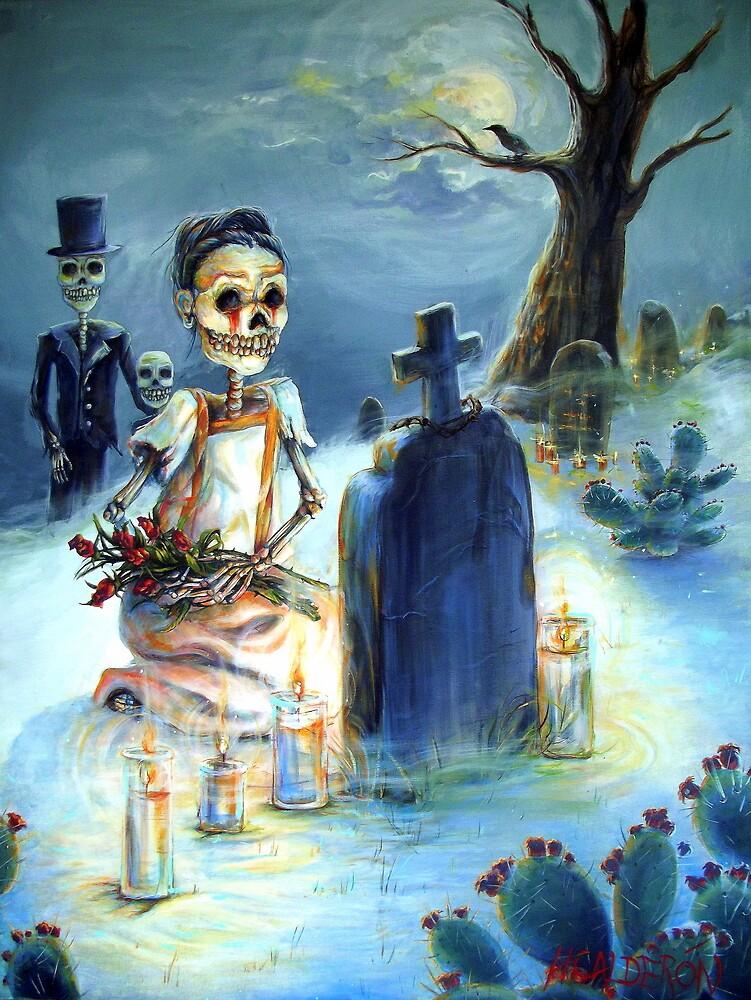 Grave Sight by HCalderonArt