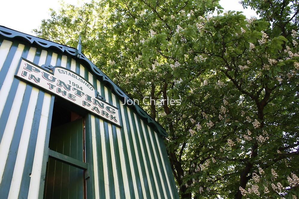 Rowers Pavilion by Jon Charles