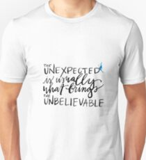 Unexpected T-Shirt