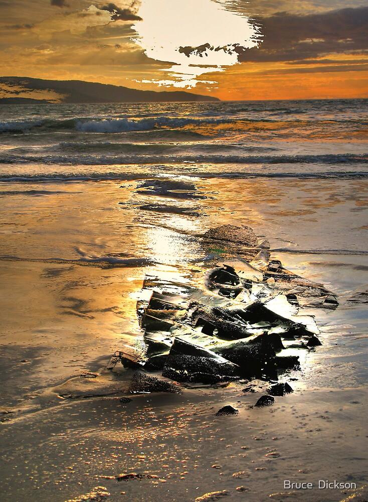 apollo sunrise by Bruce  Dickson