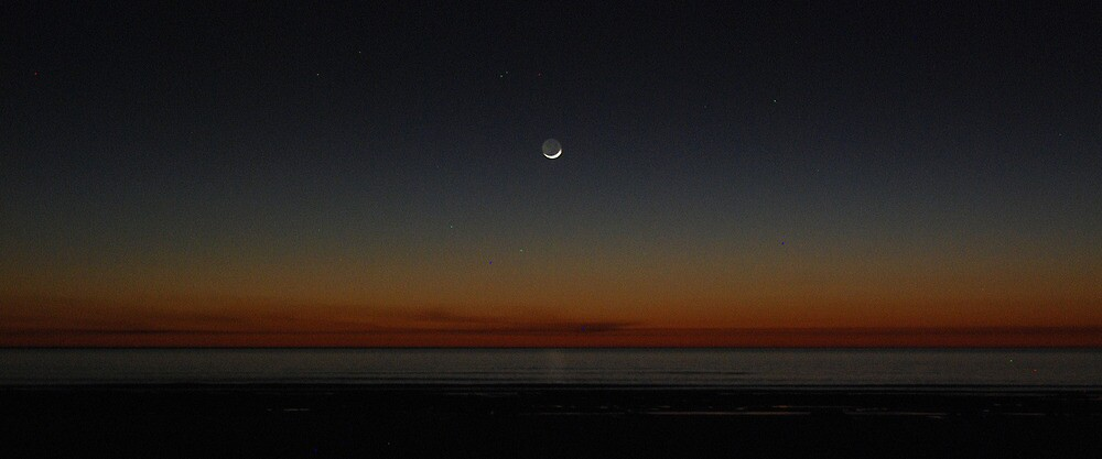 Moon Over The Kimberley 2 by janetJ