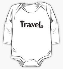 Explore, Nature, Adventure - Travel One Piece - Long Sleeve