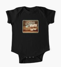 Castle's Coffee T-Shirt Kids Clothes