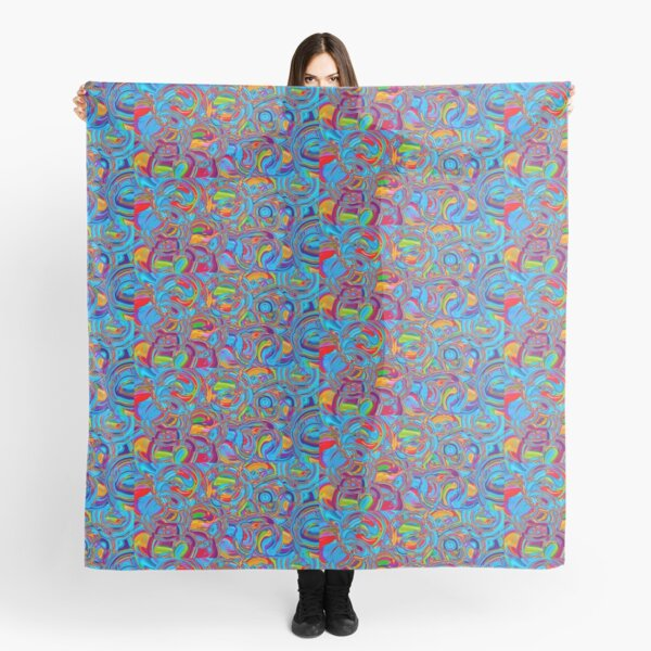 Batzilla - Es ist eine Party der lebendigen Farben Tuch