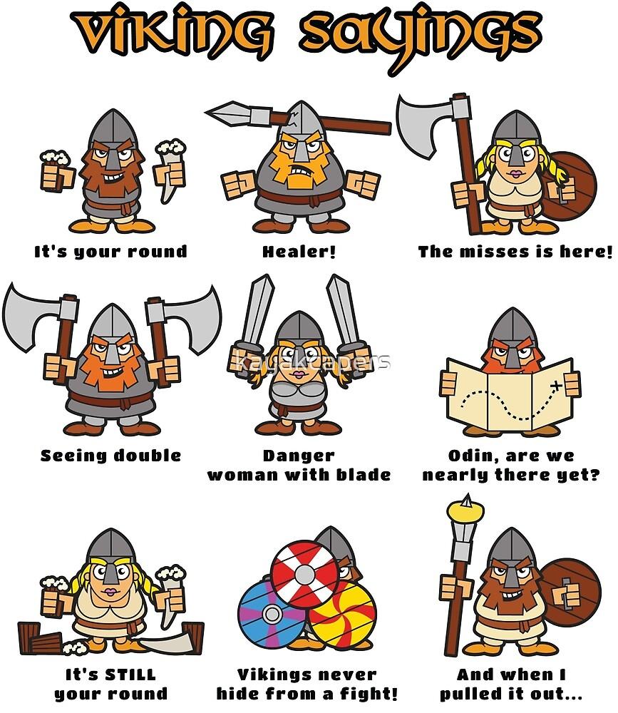 viking sayings