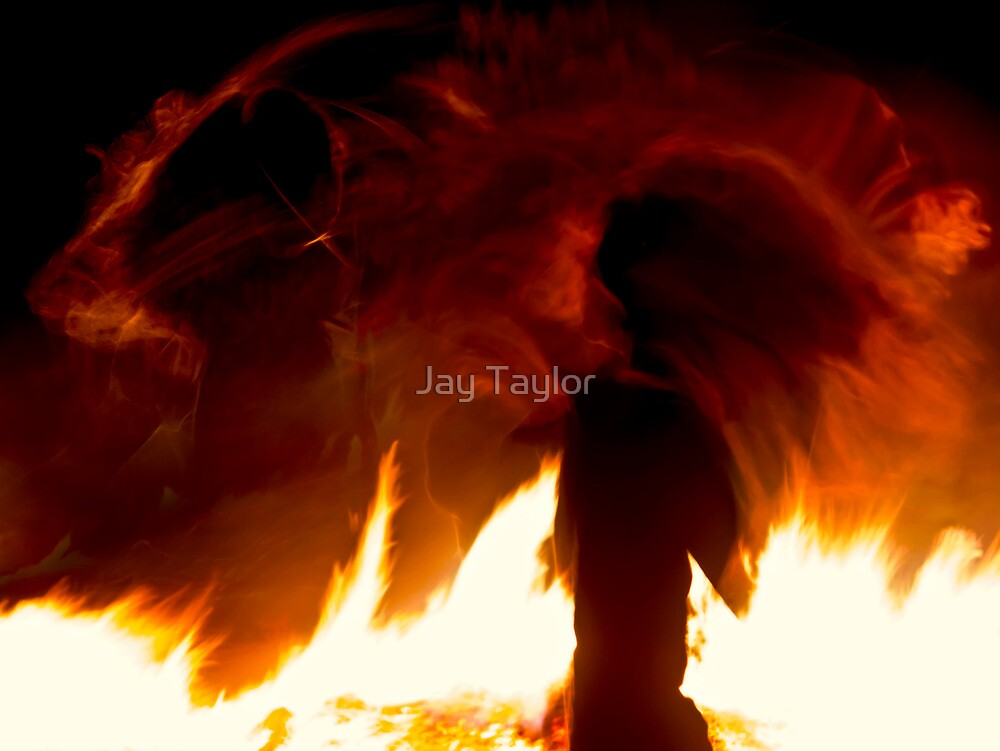 Fire Spirits by Jay Taylor