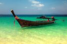 Longboat Asia  by Adrian Evans