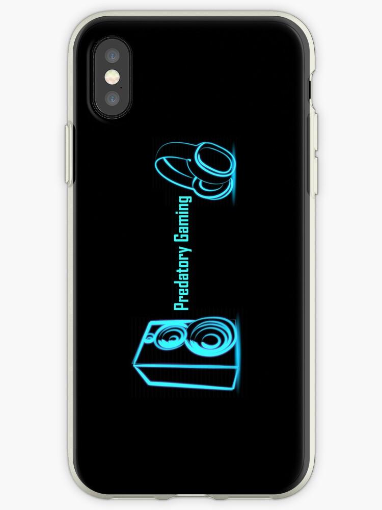 Predatory Gaming Iphone Case  by PredatoryGaming