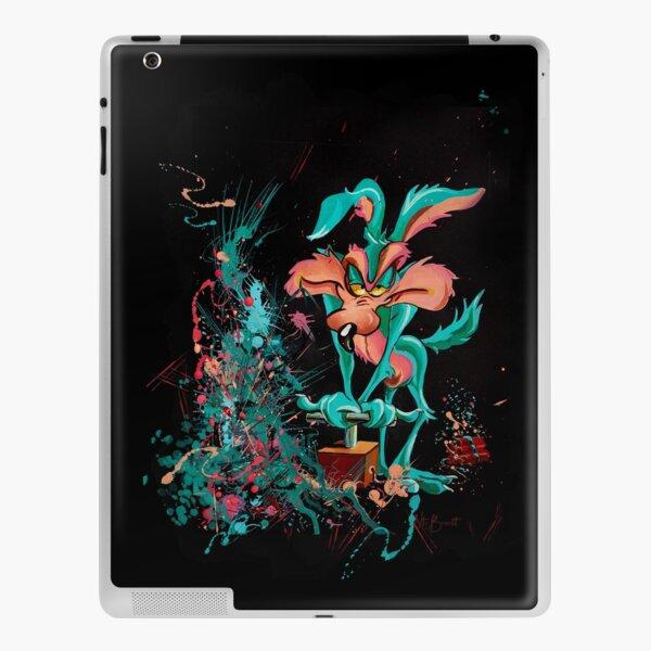 Willy- Roadrunners bester Feind iPad Klebefolie