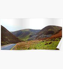 Mennock Pass Poster