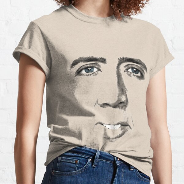 John Travolta Face Classic T-Shirt