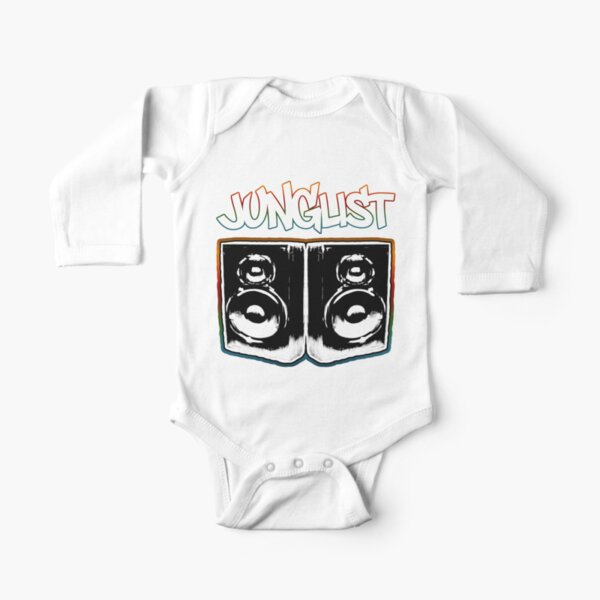 Junglist-Boombox Smooth Body manches longues