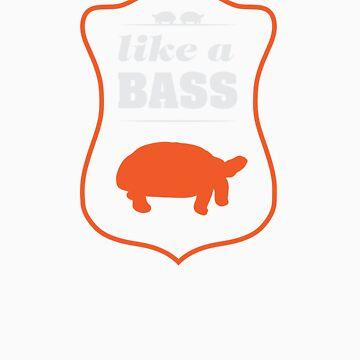 Like A Bass v2. by lucyanna