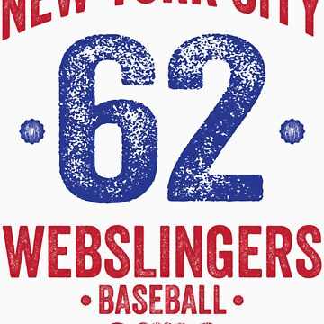 New York City Webslingers Baseball by mysundown