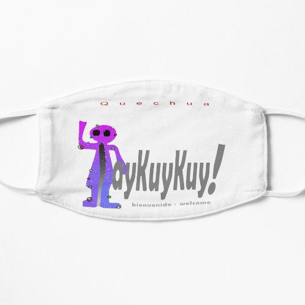 Quechua: Haykuykuy! (Welcome!) Mask