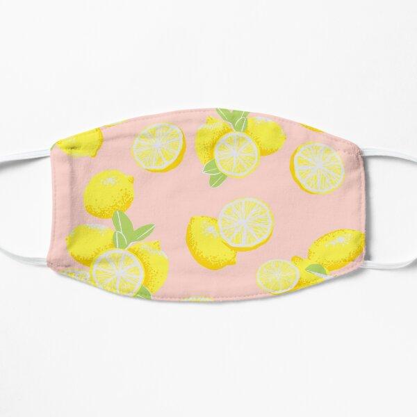 pink lemons Mask