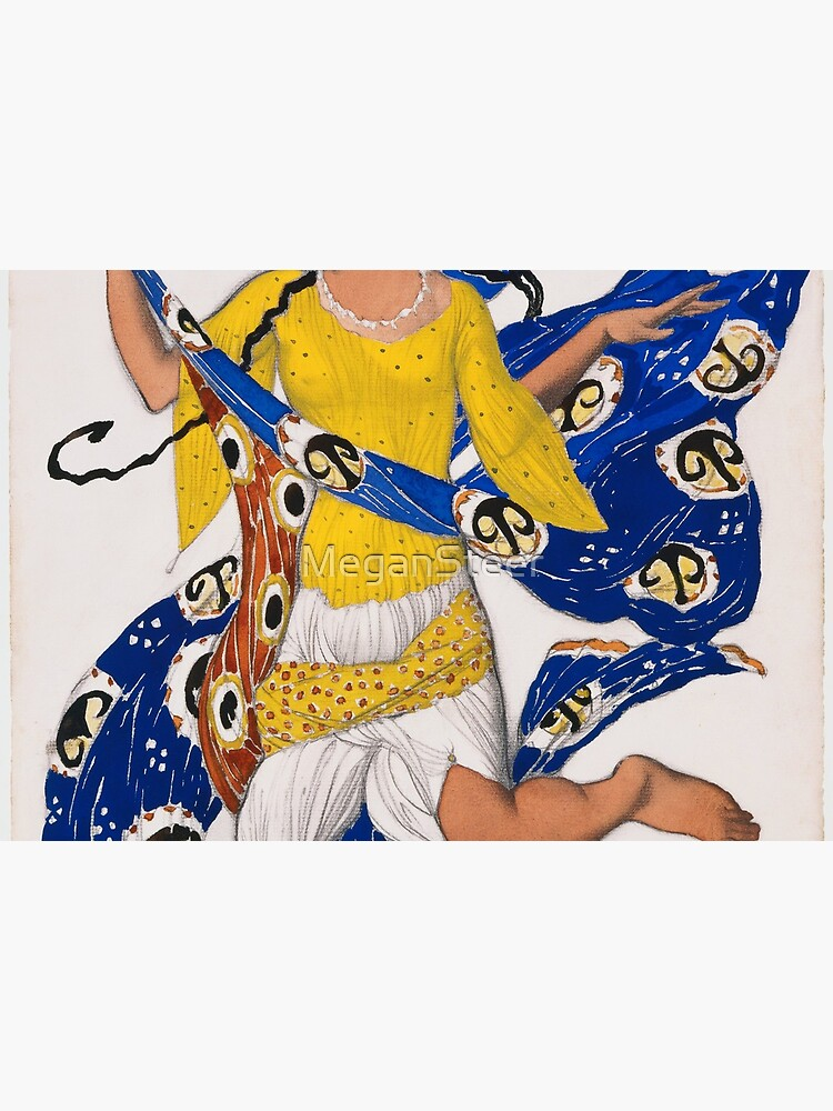 The Butterfly by Leon Bakst by MeganSteer
