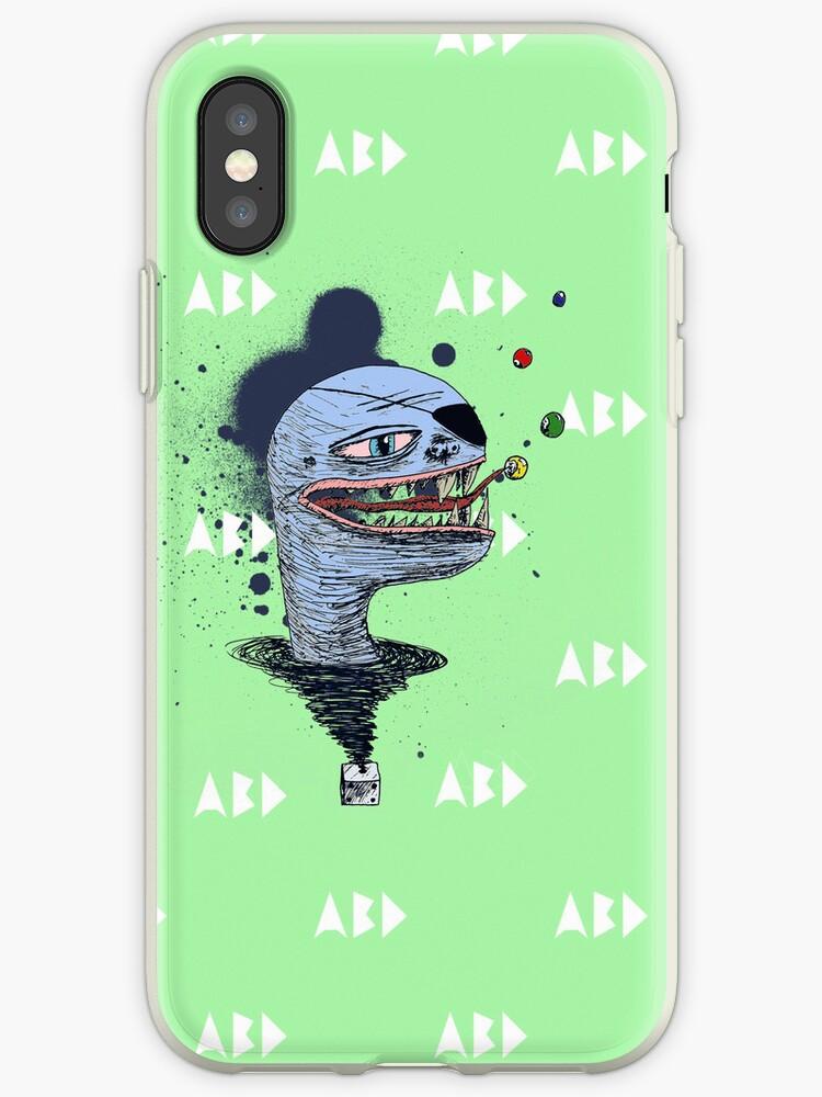 Vortex iPhone Case by ABD GRAND CODA