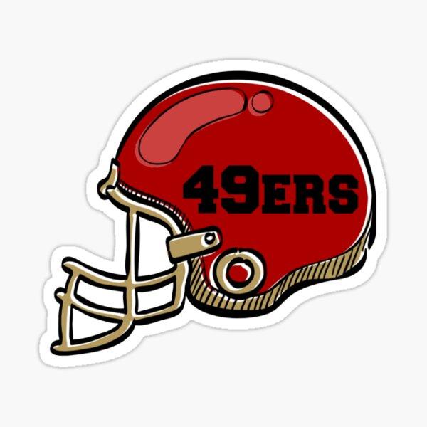 Niner Helmet Sticker Sticker